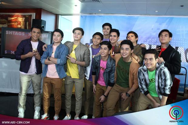 Meet It S Showtime S New Boy Group Hashtags