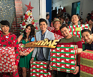PHOTOS: It's Showtime stars say #ThankYouForTheLove