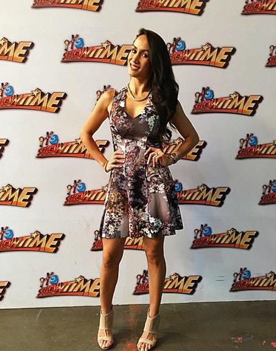 PHOTOS: Ina Raymundo's sexy OOTD on It's Showtime