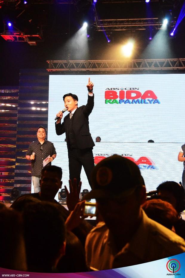 PHOTOS: Ryan Bang, nagpakwela sa Bida Kapamilya sa Antipolo