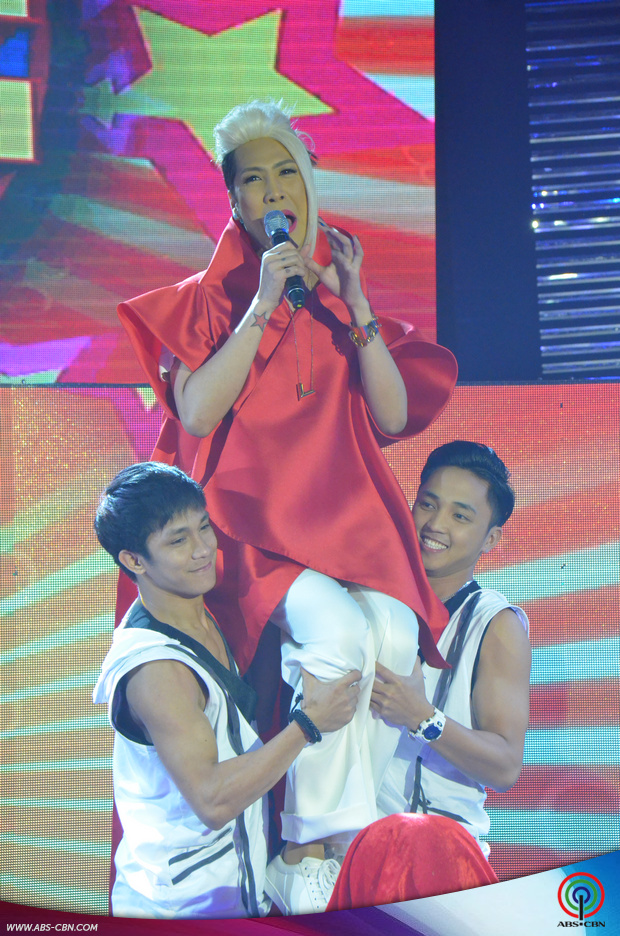 PHOTOS: Vice Ganda bilang si Madam Bertud sa It's Showtime
