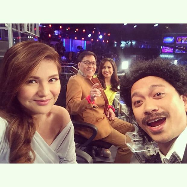 Ang mga hurados ng It's Showtime Kalokalike Face 3 Grand Finals