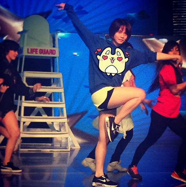 Jessy Mendiola's sexy summer OOTD on It's Showtime