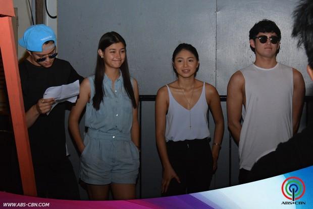#ShowtimeKapamilyaDay: Mga eksena sa likod ng kamera
