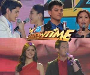 LOOK: The 3 Ultimate Kapamilya Love Teams in one stage