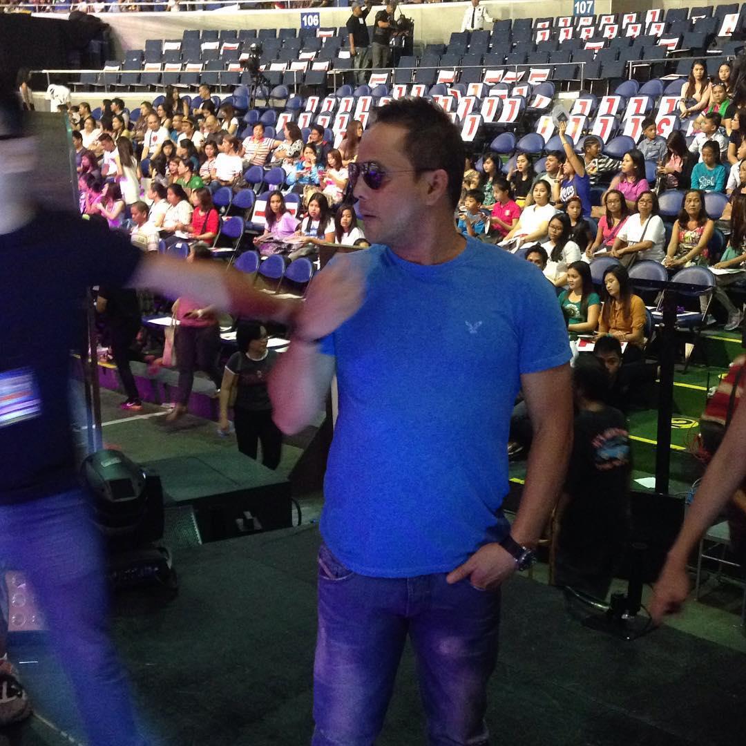 #ShowtimeKapamilyaDay: Kapamilya stars, nagdatingan na sa Big Dome