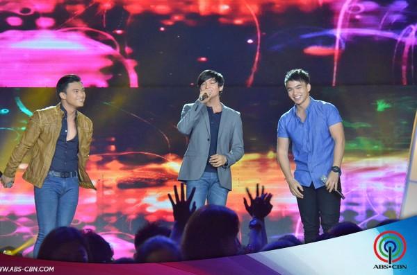 PHOTOS: Kapamilya heartthrobs EA, Joseph and Dominic, pinakilig ang madlang Binan, Laguna