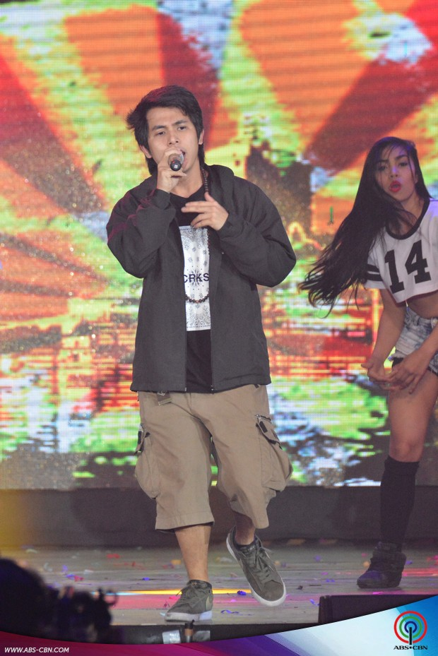 PHOTOS: Jamming with Abra at Andrew E sa Cebu