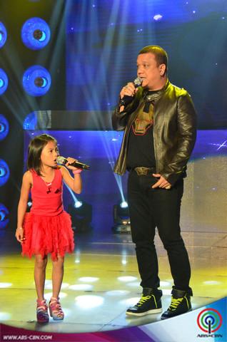 LOOK: The Voice of the Philippines Champions Mitoy at Lyca, nagsanib-pwersa para sa 5th anniversary ng Showtime