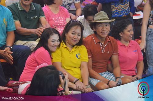BEHIND-THE-SCENES PHOTOS: It's Showtime Barkada in ABS-CBN Christmas Station ID 2014