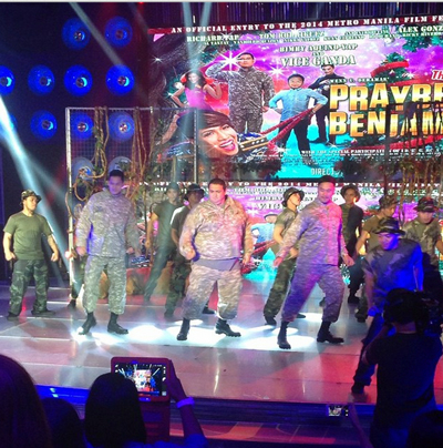 PHOTOS: The amazing cast of The Amazing Praybeyt Benjamin on It's Showtime