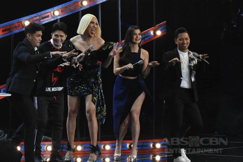 PHOTOS: Mr. Q & A Celebrity Edition
