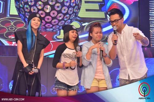 Ang Pambansang Krung krung ng Pilipinas sa It's Showtime
