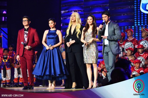 FASHION FACE OFF: It's Showtime hosts' OOTD at the PINASikat Grand Finals