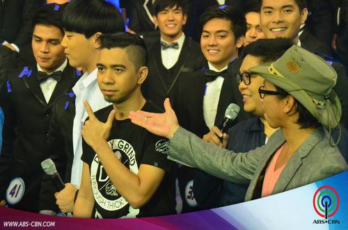 LOOK: Ang mga mapopormang It's Showtime Hosts at Hurados ng Gandang Lalake 2014 Grand Finals