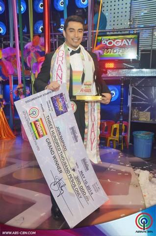 LOOK: The winning moments of I Am Pogay Champion John Raspado