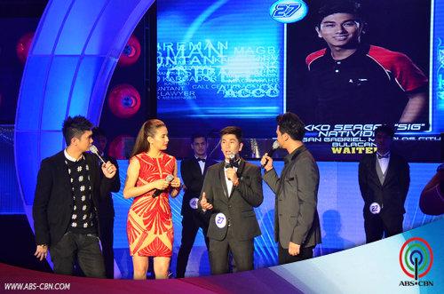PHOTOS: Nikko Natividad, naiyak nang tanghaling grand winner ng Gandang Lalake 2014