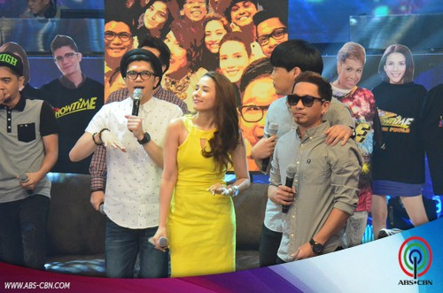 PHOTOS: Throwback kantahan kasama ang Showtime hosts