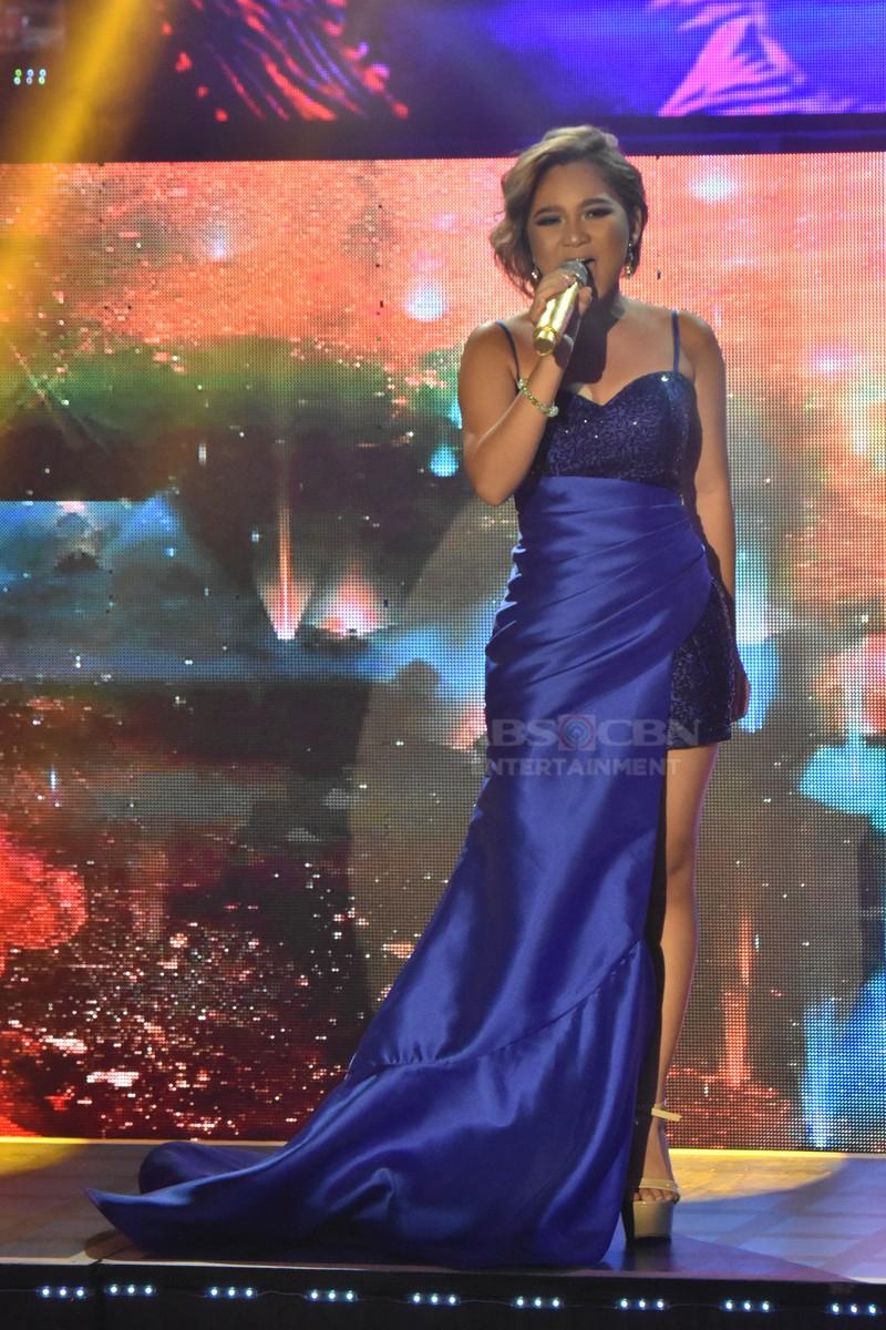 PHOTOS: Julius Cawaling at Violeta Bayawa, pasok na sa TNT Season 3 Grand Finals
