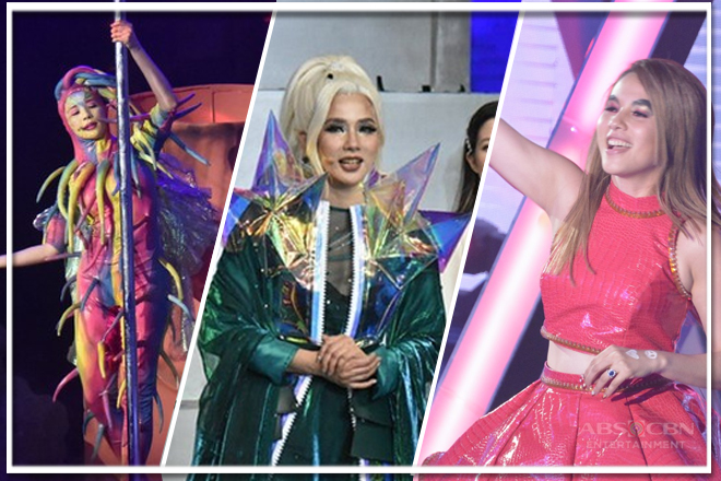 How Karylle showed her exceptional musical talent in her Magpasikat performances through the years