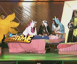 Nasaan Ka Nang Kailangan Kita stars overload sa cuteness sa kanilang Lip-Swak performance Image Thumbnail